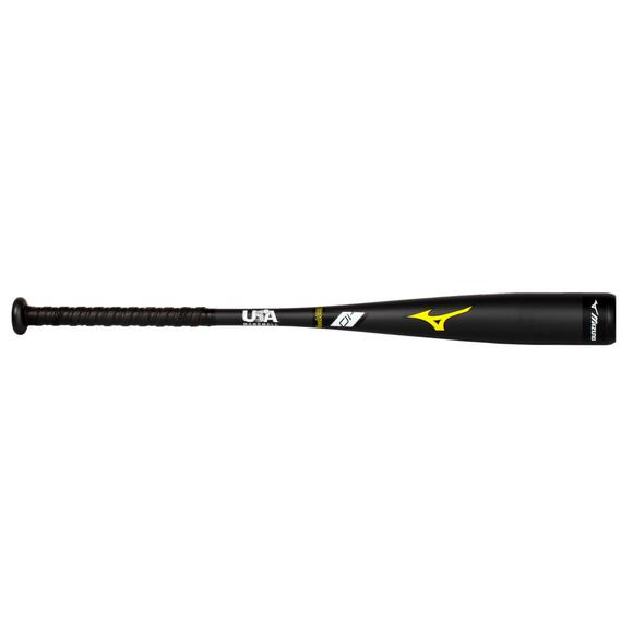 Mizuno Power Alloy USA Big Barrel Baseball Bat (-10)