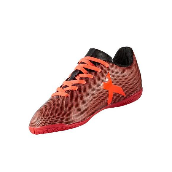 d8da310876da adidas X 17.4 Grade School Kids  Indoor Soccer Shoe - Main Container Image 2