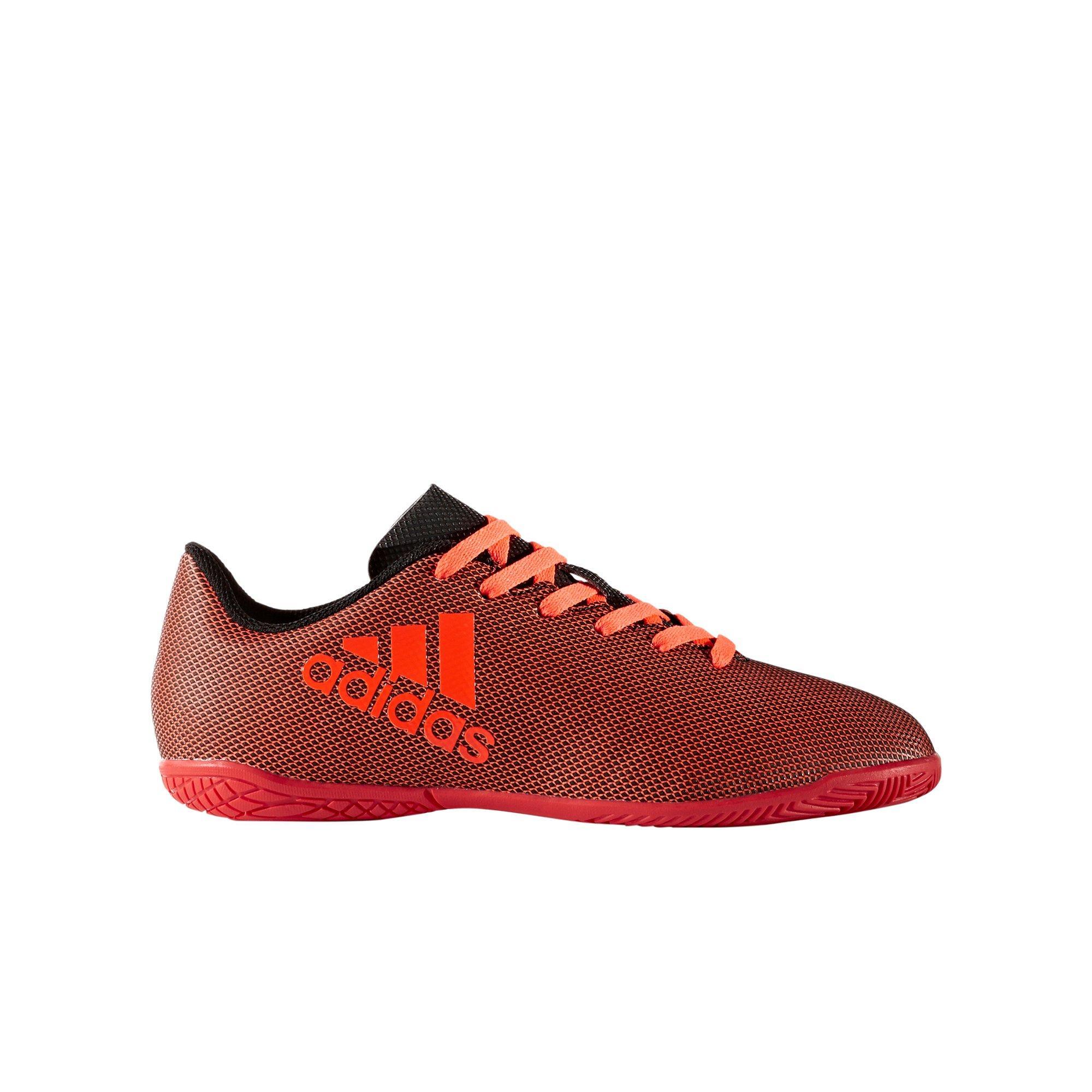 adidas X 17.4 Grade School Kids\u0027 Indoor Soccer Shoe - Main Container Image 1