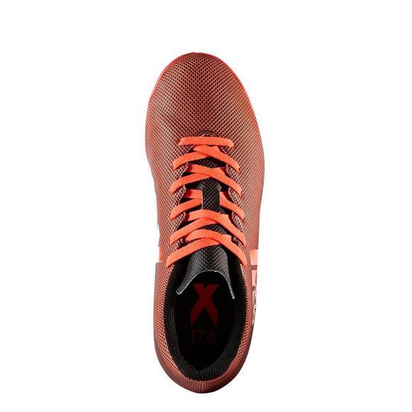 b0e9e18841d7 adidas X 17.4 Grade School Kids  Indoor Soccer Shoe - Main Container Image 4