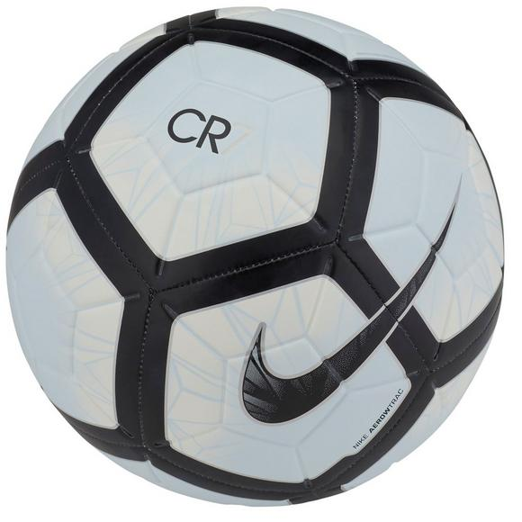 5f318f53ef19 Nike CR7 Prestige Soccer Ball White/Black - Main Container Image 2
