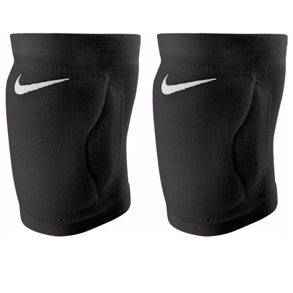 hot sale online 4b16e 9ae62 Nike Streak Volleyball Knee Pads Black - Main Container Image 1