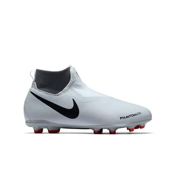 new concept 2891a 3a85f Nike Phantom Vision Academy DF MG Grade School Kids  Soccer Cleat - Main  Container Image