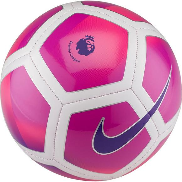 Nike Premier League Pitch Soccer Ball Purple White - Main Container Image 1 8d2482adb730