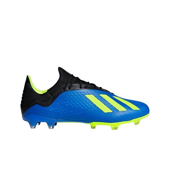fe1bb3723eb8 adidas X 18.2 Energy Mode FG Men s Soccer Cleat - Main Container Image 1