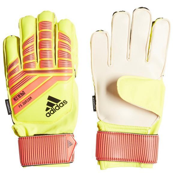 adidas ace fingersave junior soccer goalie gloves