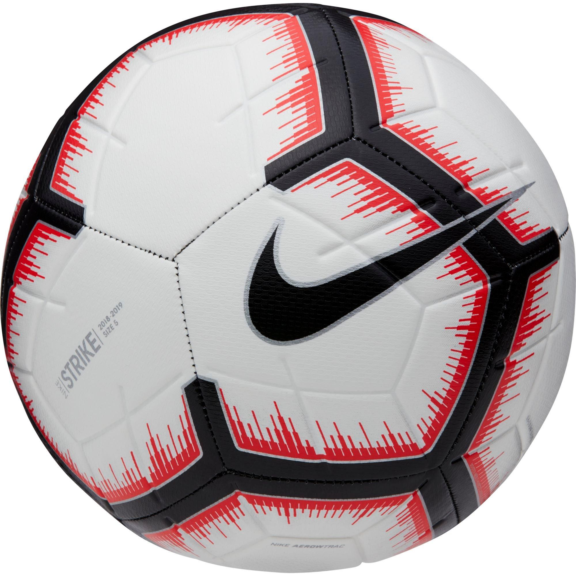 bicicleta negro Certificado  Nike Strike Size 5 Soccer Ball - Hibbett   City Gear