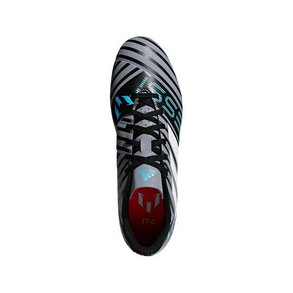 Mens adidas Nemeziz Messi 17.4 Firm Ground Grey