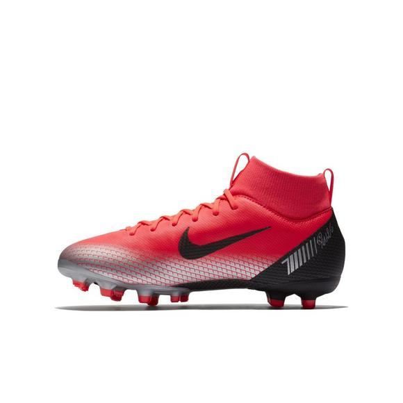 sports shoes 13805 728ab Nike CR7 Superfly 6 Academy MG Grade-School Kids  Soccer Cleat - Main  Container