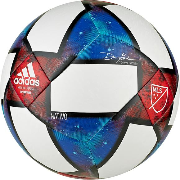 adidas MLS Top Glider Soccer Ball 2019 - Main Container Image 1 41f00dc12