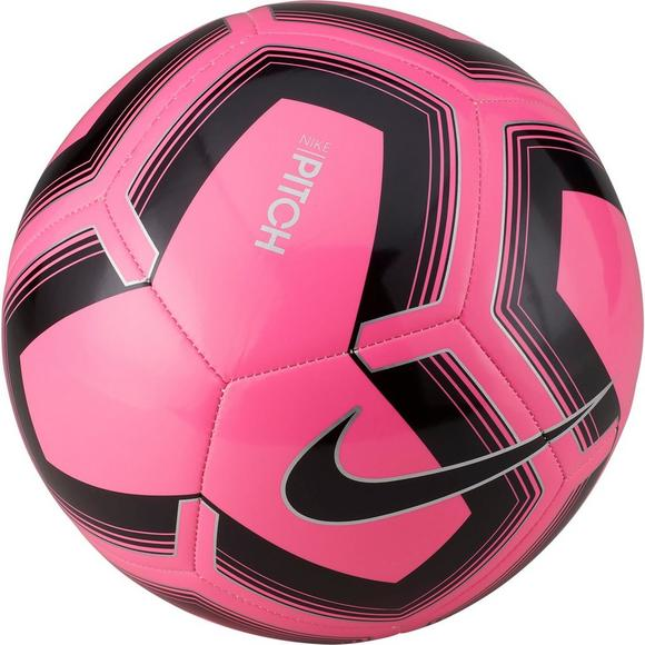 new styles 4dba7 b8d77 Nike Pitch Training Soccer Ball Pink - Main Container Image 1