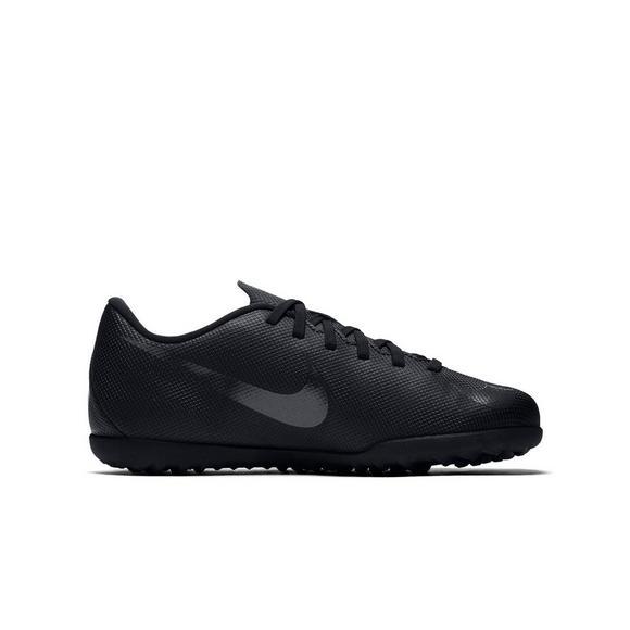 new styles da417 81e0d Nike VaporX 12 Club TF Grade School Kids Turf Soccer Shoe - Main Container  Image