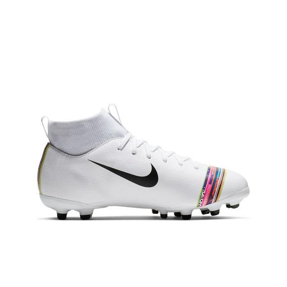 low priced bf642 6162f Nike Jr. Superfly 6 Academy LVL UP MG Grade School Kids' Multi-Ground  Soccer Cleat