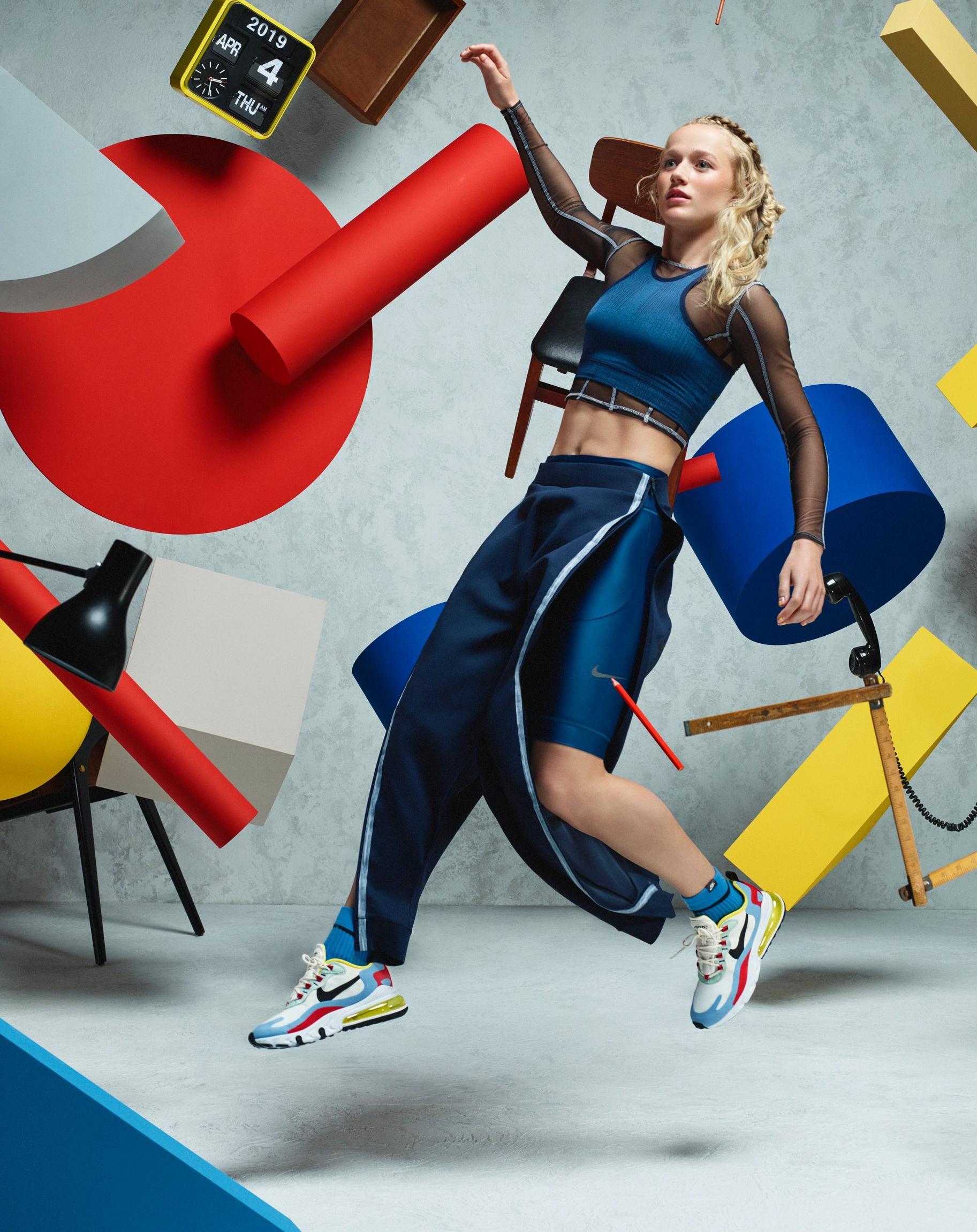 Nike Air Max 270 React Bauhaus Men S Shoes Nike Lu Jacr Info