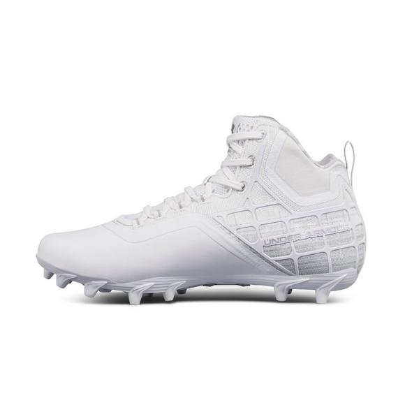 213be357e674 Under Armour Banshee Mid Men's Lacrosse Cleat - Main Container Image 2