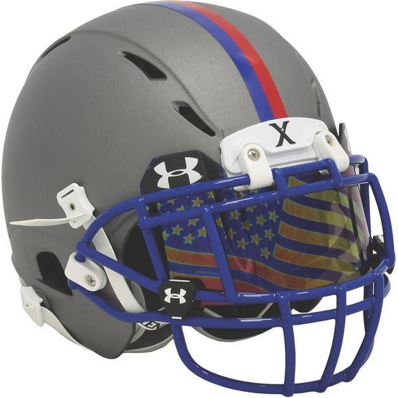 Under Armour USA Hologram Football Visor - Main Container Image 3 f98fa969b