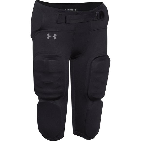 Under Armour Boys Vented Integrated Football Pants - Main Container Image 1 061a5127a6cc
