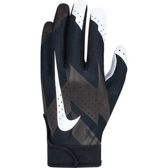 Nike Youth Torque 2.0 Receiver Gloves Black - Main Container Image 1 7a83df63ea47