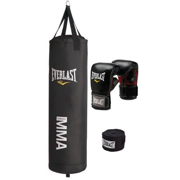 c44f38ecb Everlast 70 lb MMA Heavy Bag Kit - Main Container Image 2