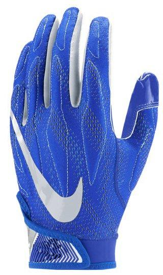 nike youth football gloves. size nike youth football gloves