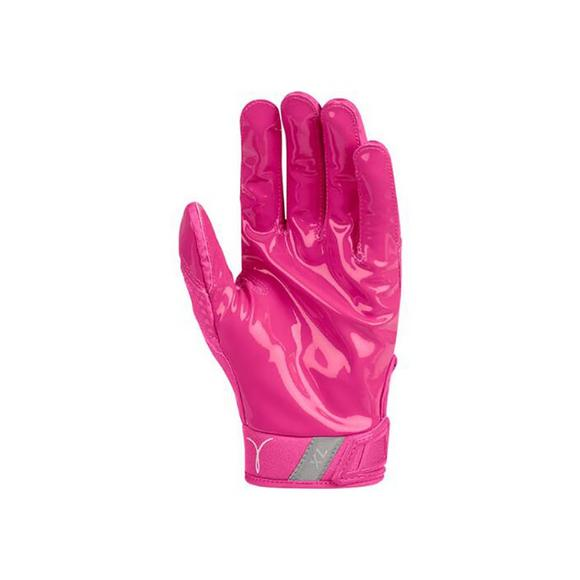 4463e19e03a Nike Adult Vapor Jet 3.0 Receiver Gloves Pink - Main Container Image 1
