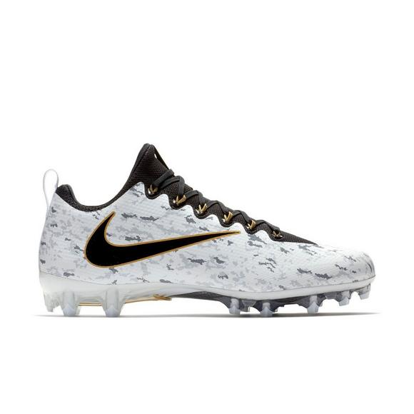 pick up dd9f5 225fa Noir and Or nike football cleats
