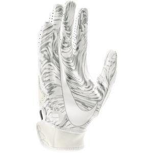 5bda61912fd Nike Superbad 4.5 White Black Football Gloves