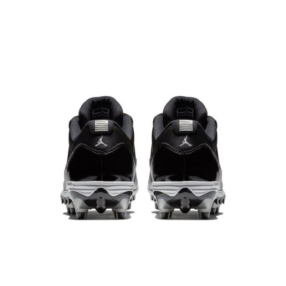 33030a2039c Jordan 11 Retro Low TD Men s Football Cleat - Main Container Image 5