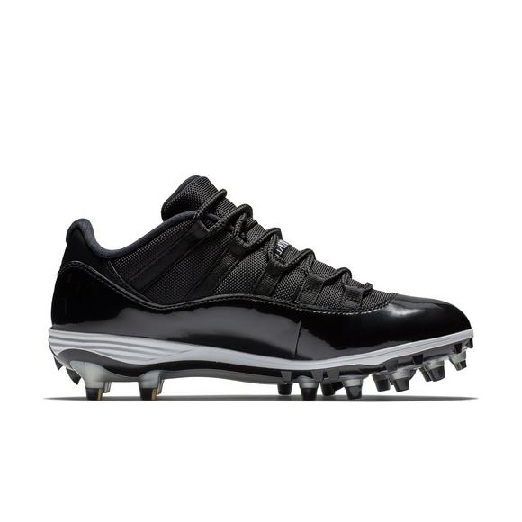 72f85b94f49 Jordan 11 Retro Low TD Men s Football Cleat - Main Container Image 2