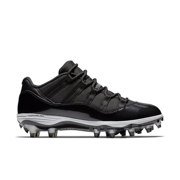 3d8255a4769 Jordan 11 Retro Low TD Men s Football Cleat - Main Container Image 1