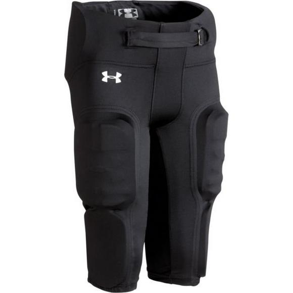 3c5b7aa6a3a Under Armour Youth Integrated Football Pant - Main Container Image 2