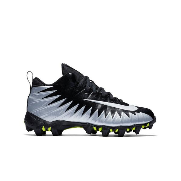 Display product reviews for Nike Alpha Menace Shark Wide Grade School Boys  Football  Cleat 21ebf68898