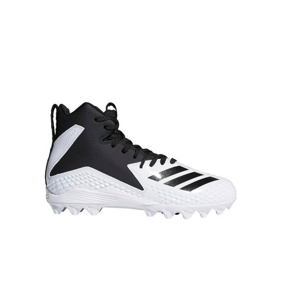 online store 26ff7 5201e adidas Freak Mid Mid Von Grade School Kids Football Cleat - Main Container  Image 1