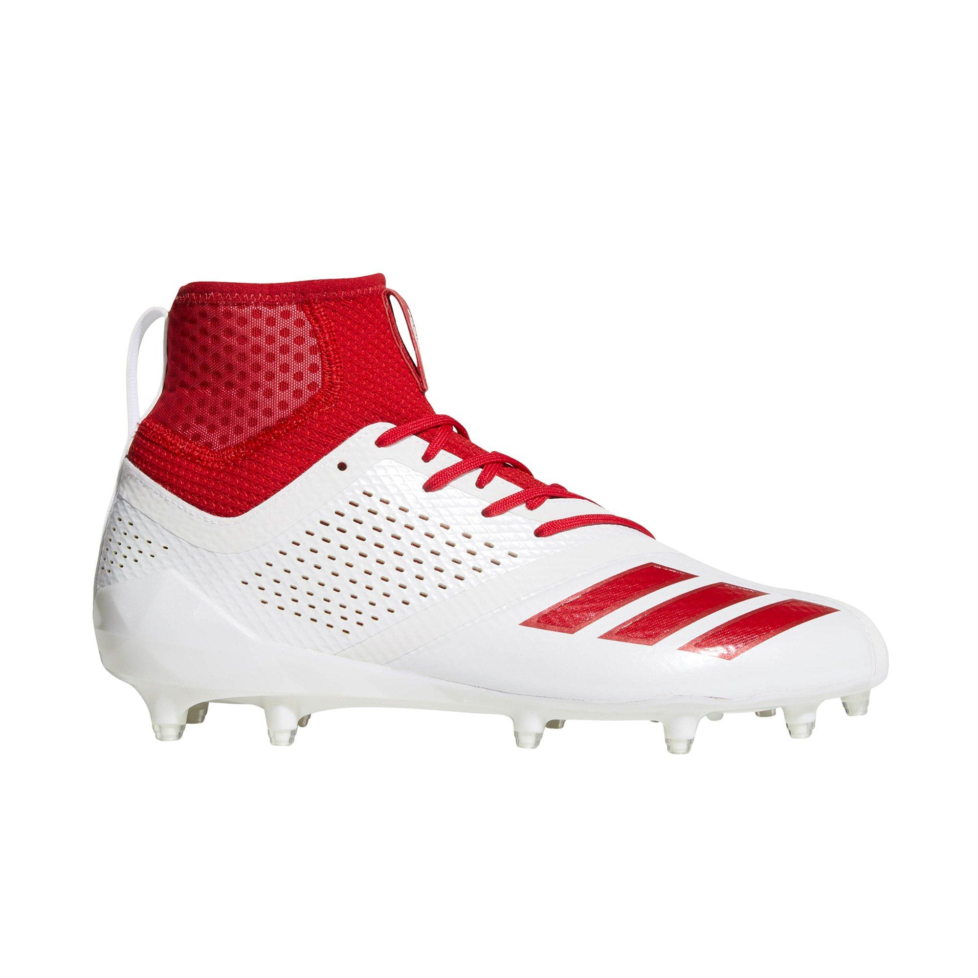 huge selection of 802c1 e7280 adidas adizero football cleats red. adidas adizero 5-Star 7.0 ...