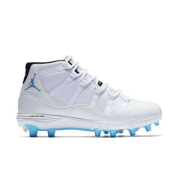newest fafa9 a0ce6 Display product reviews for Jordan 11 Retro TD -White Blue- Men s Football  Cleat