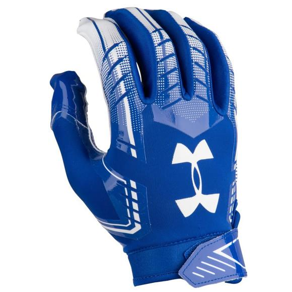 Nueve Corte de pelo ornamento  Under Armour F6 Men's Football Gloves - Hibbett US