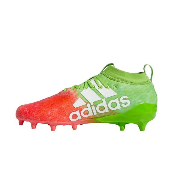 Football Shoes Cleats Men's Shoe Size 9 Rugby Adidas Adizero Black Red