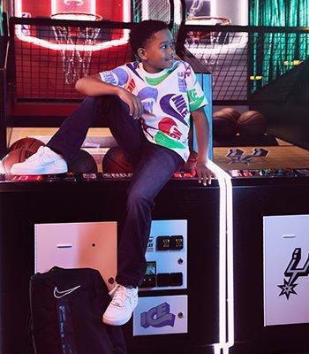 Shop Nike Kids' Clothing