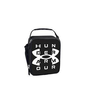 Under Armour Scrimmage Lunchbox-Black/White