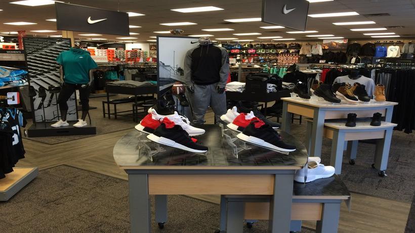 Shoe Store Wilson Nc