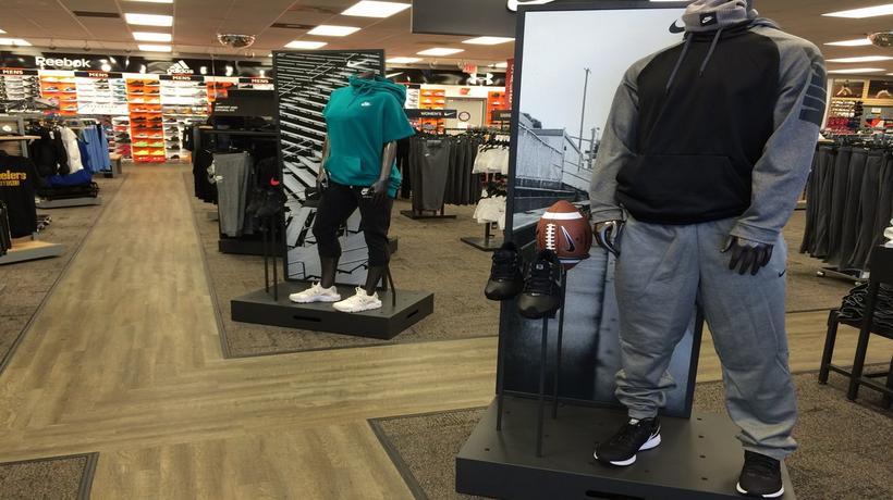 Sneakers & Sporting Goods in Wilson, NC