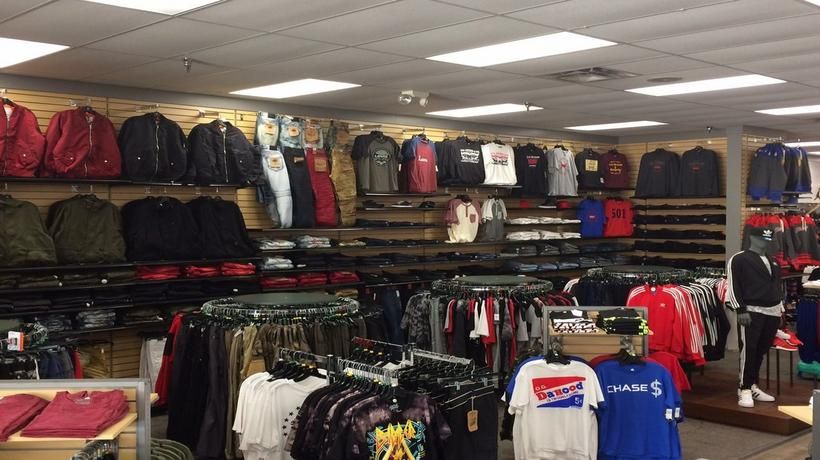 Clothing Stores In Ruston La