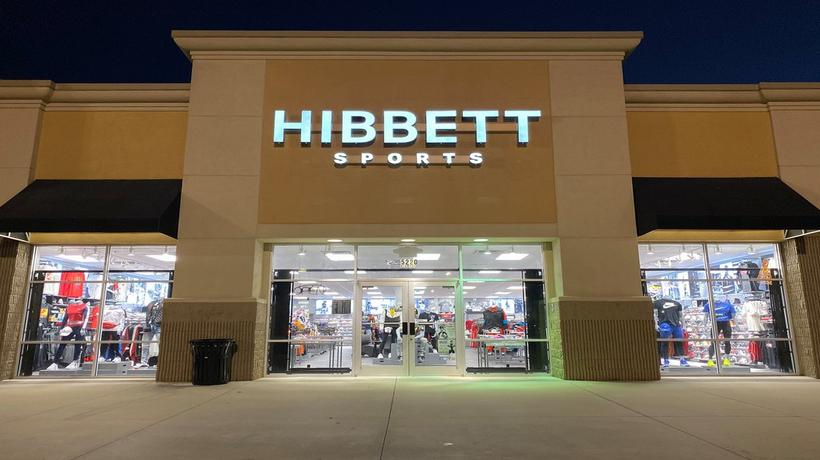 Hiram Hibbett Sports Jimmy Lee Smith Pkwy  Jimmy Lee Smith Pkwy