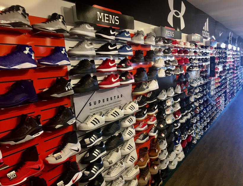 Sneakers Sporting Goods In Whiteville Nc