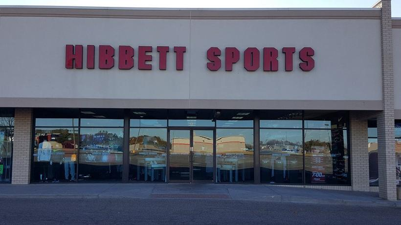 Garden City Ks >> Garden City Hibbett Sports East Kansas Avenue