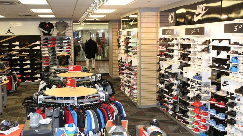 Westmoreland Mall Shoe Stores