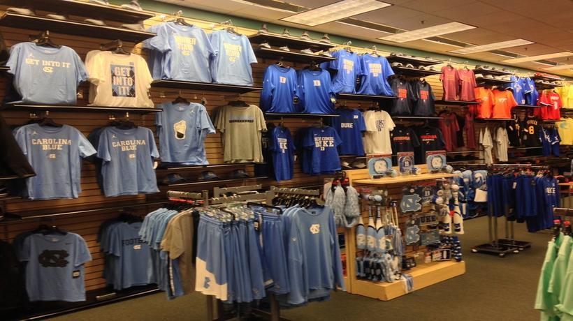 Danville Mall Shoe Stores