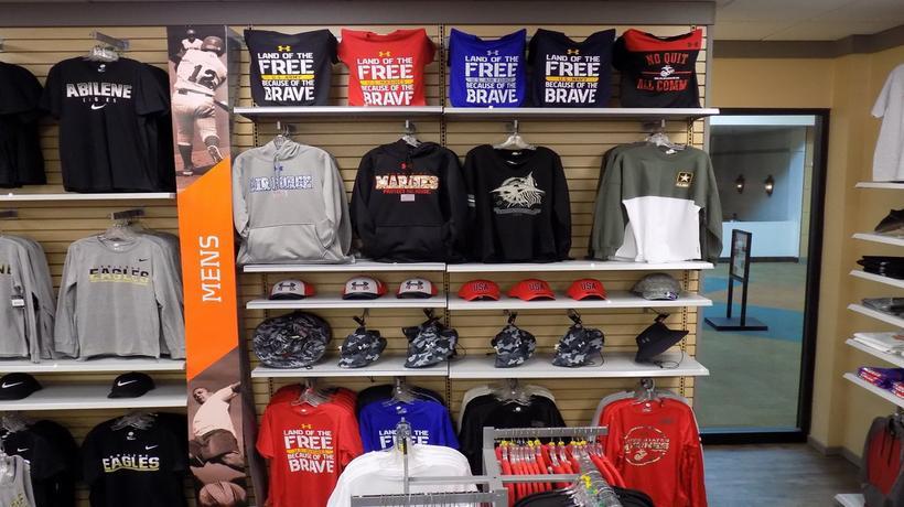 Abilene Hibbett Sports Buffalo Gap Rd  Buffalo Gap Rd