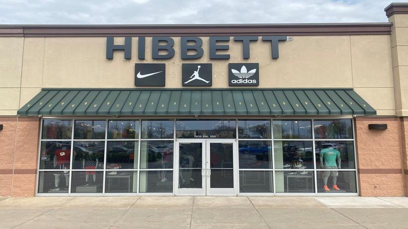 Derby Hibbett Sports N Rock Rd