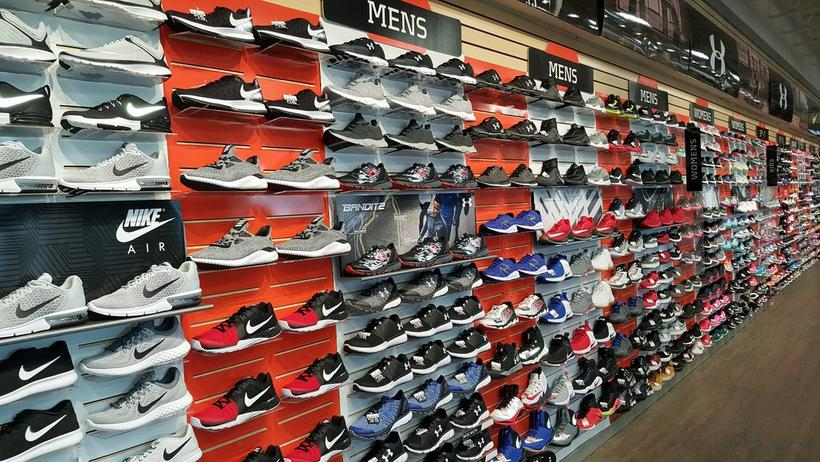Sneakers Sporting Goods In Paola Ks